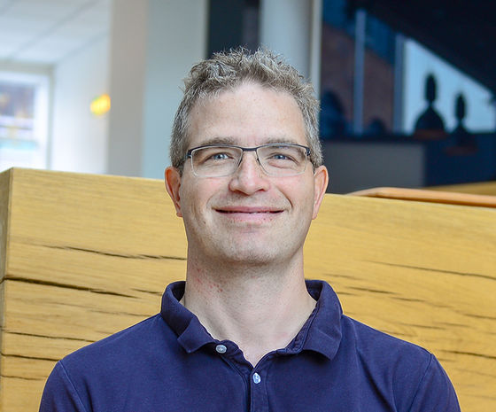Kasper Stentebjerg Lethan, seniorudvikler hos Hesehus