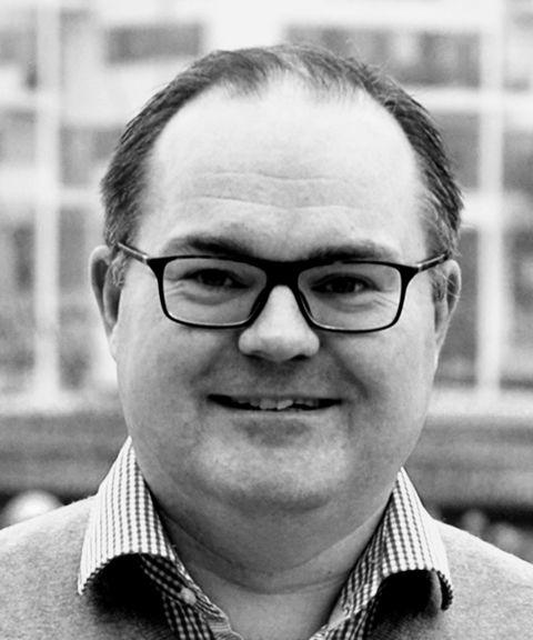 Bestyrelsesmedlem hos Hesehus Lars Hedal