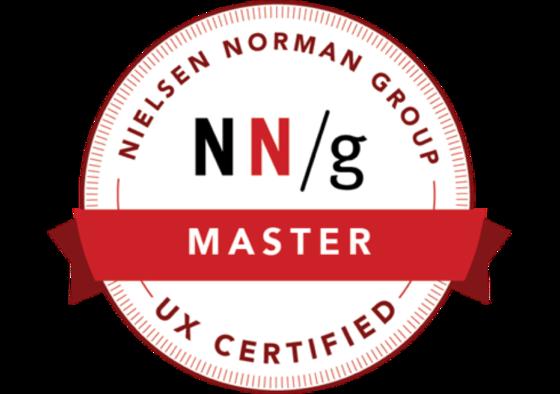 UX Master Certification